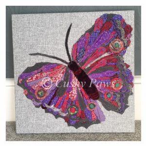 Butterfly, Artwork