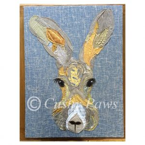 Artwork- Yellow Hare