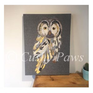 Artwork- Owl SOLD