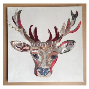 Artwork- Stag SOLD