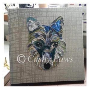 Artwork-Wolf