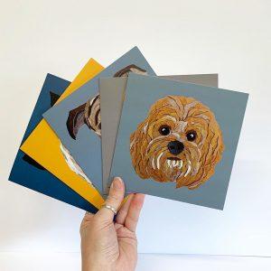 Cavapoo Card