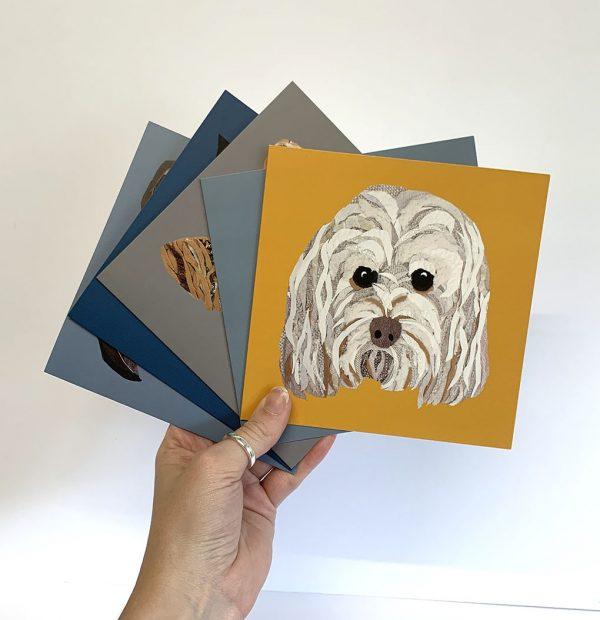 Cockapoo Card