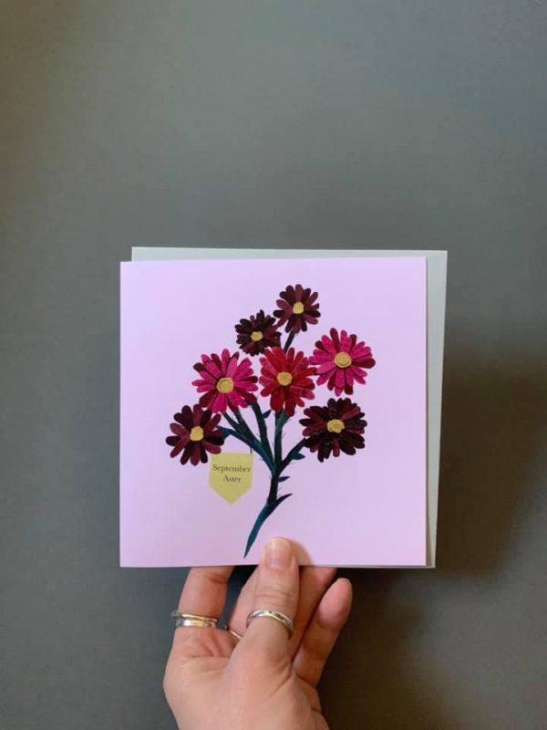 Aster Floral