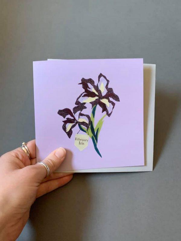 Feb floral
