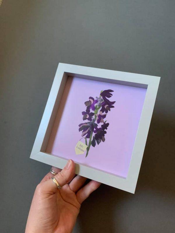July Floral
