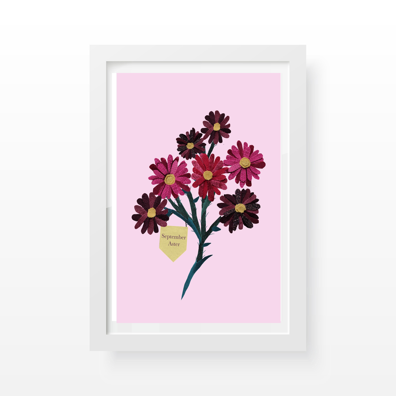 September Floral- Cushy Paws