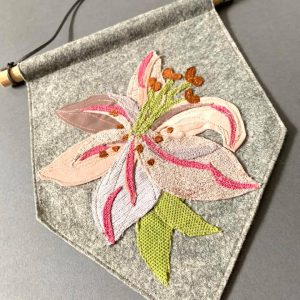 Lilly Wall Hanging