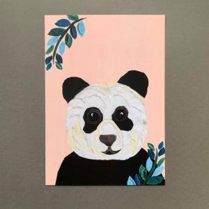 Panda print