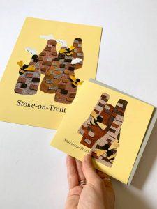 Stoke on Trent Greetings Card