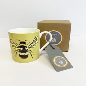 Bee Mug Bone china