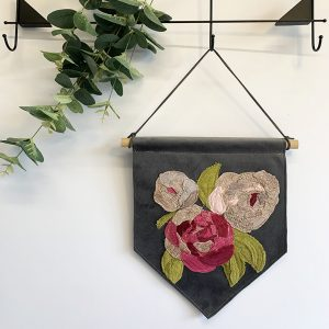 Paeonie Wall Hanging