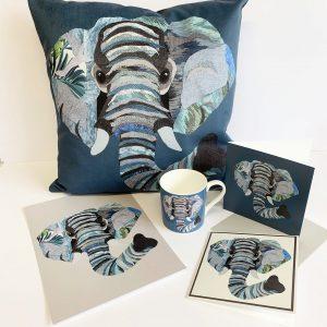 Elephant gift set