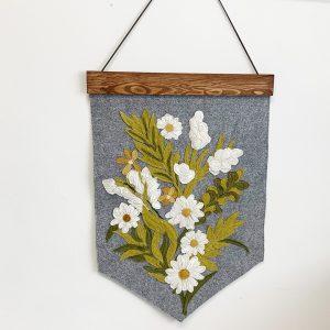 Daisy Wall Hanging original artwork