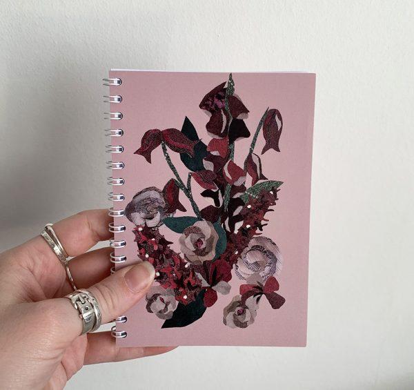 Foxglove Notebook- Cushy Paws