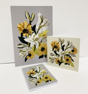 Print, card and notebook Bundle- pre order