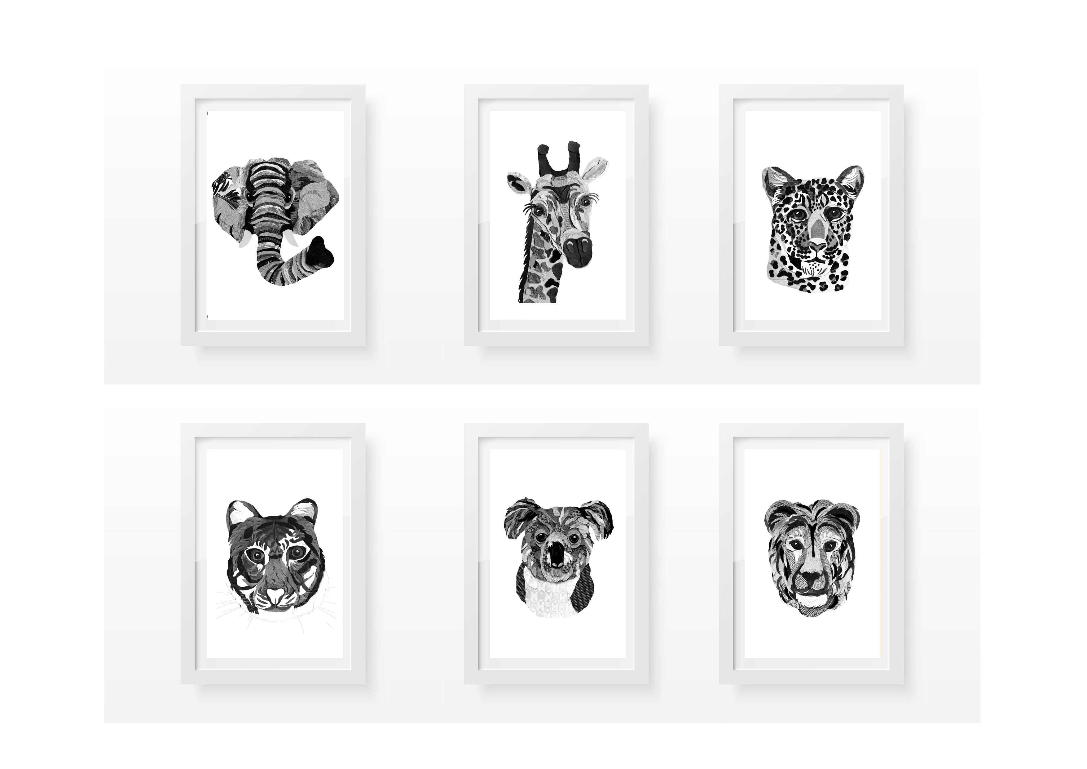 Monochrome Prints