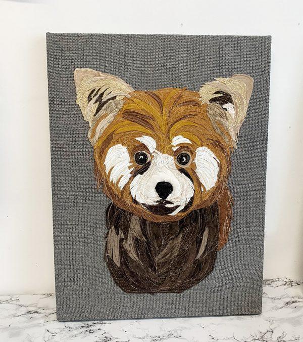 Red Panda Artwork