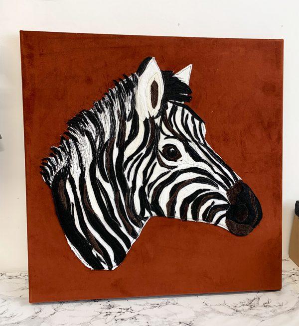 Zebra Original Artwork