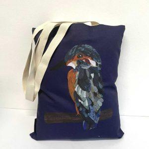kingfisher Tote Bag 2