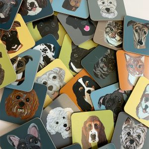 Dog & Cat Coasters